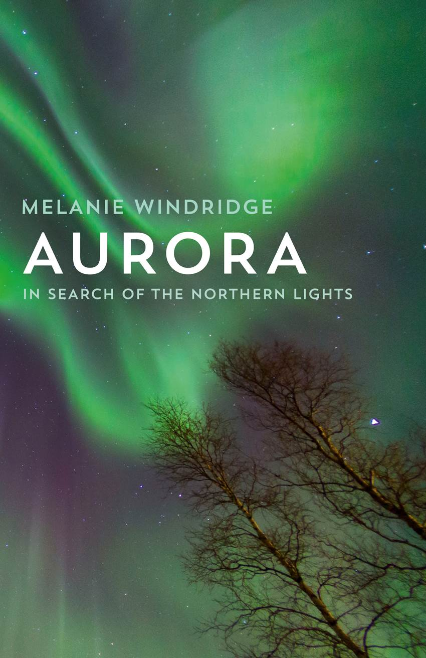 Aurora book Melanie Windridge Hardcover