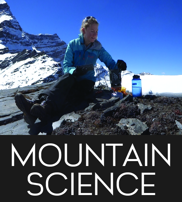 MOUNTAIN SCIENCE BUTTON