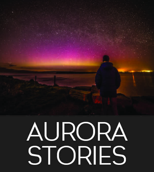 AURORA STORIES BUTTON