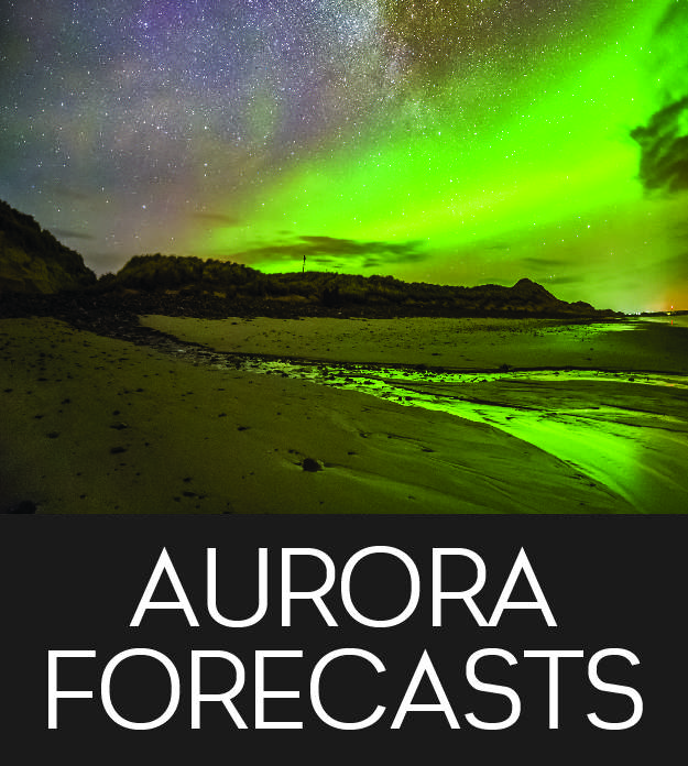 Aurora Forecasts button