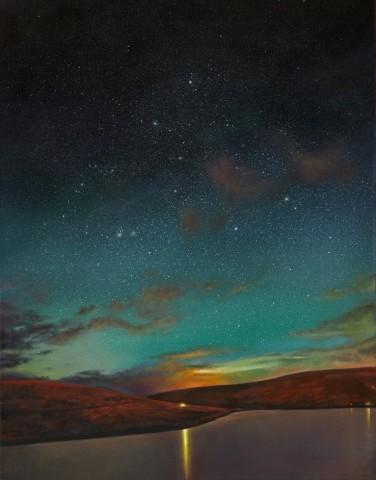 """Aurora Glow"" by Ellie Mulhern"
