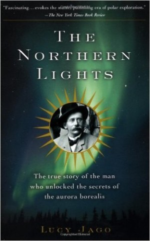 """The Northern Lights"" book by Lucy Jago"