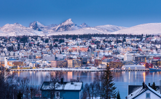 Tromsø, Norway.