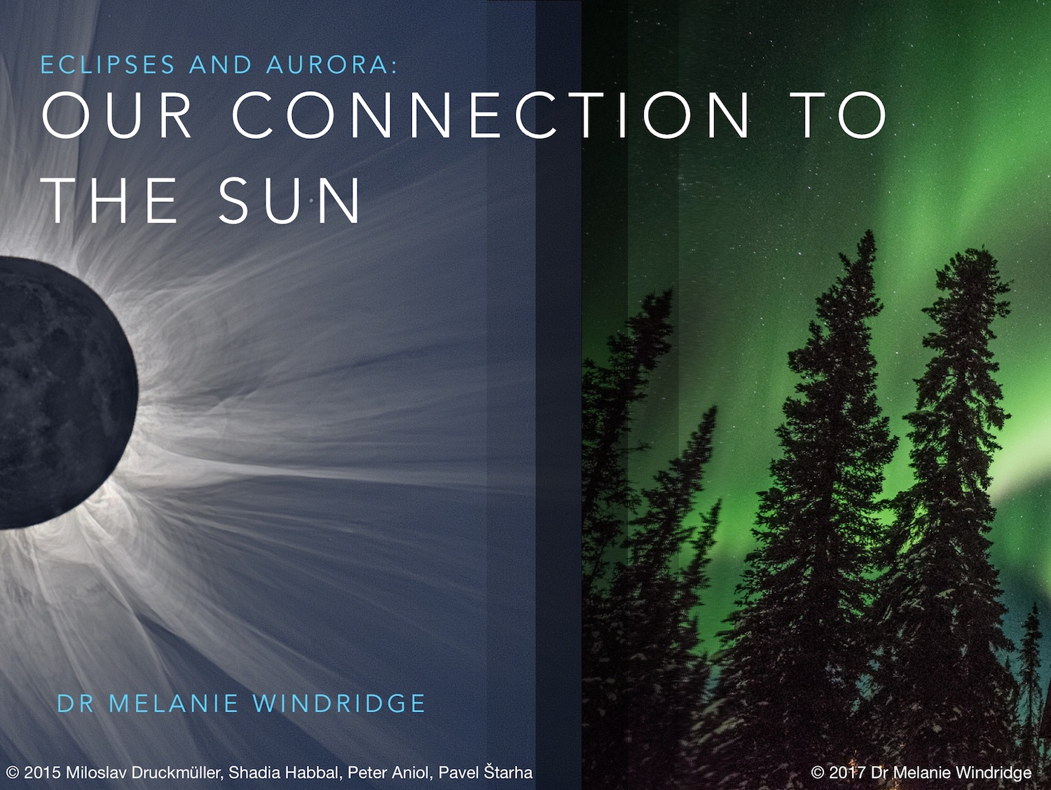 Eclipses and Aurora: Our Connection to the Sun