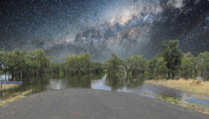 Big Warrambool - the Milky Way in Aboriginal culture