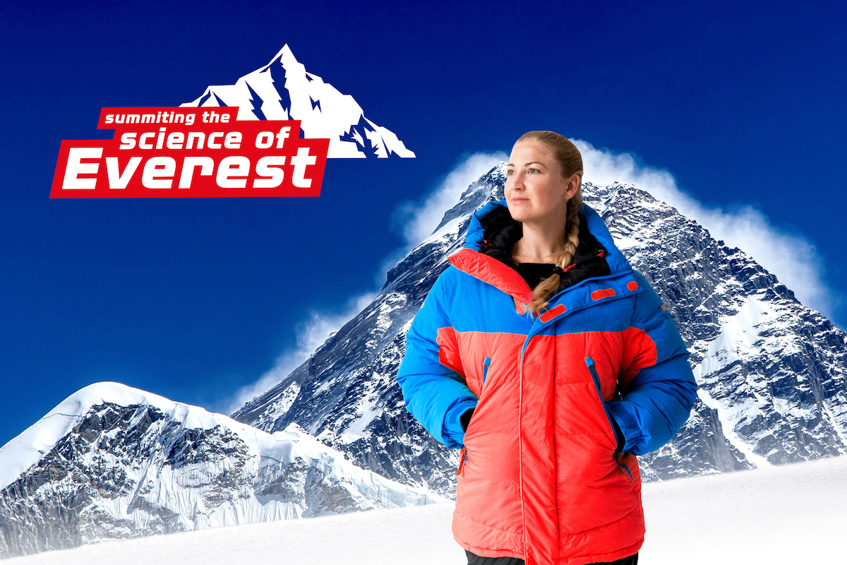 Summiting the Science of Everest picture