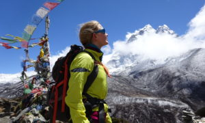 Dr M Windridge Mount Everest