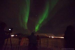 Aurora from MS Finnmarken Hurtigruten Astronomy Voyage Melanie Windridge