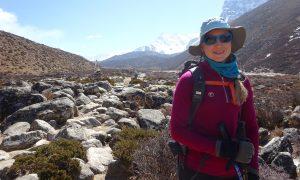 Melanie Windridge Everest Julbo photochromic glasses