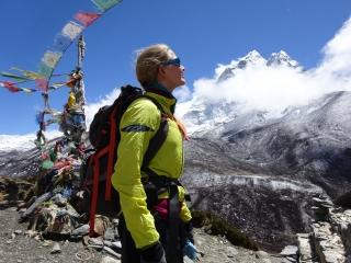 Everest © Dr M Windridge (3)
