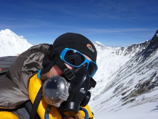 Summiting the Science of Everest © Dr M Windridge (7)