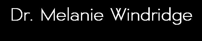 Dr. Melanie Windridge
