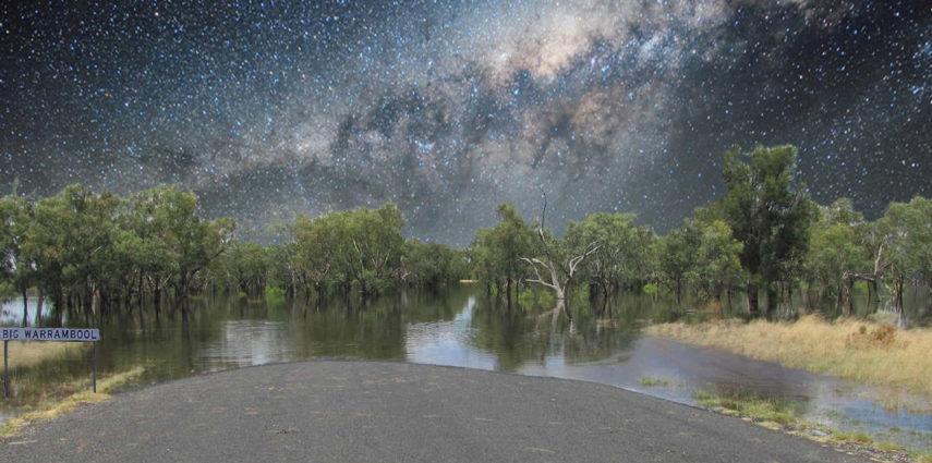 Big Warrambool - the Milky Way in Aboriginal culture.
