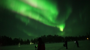 Filming the Aurora