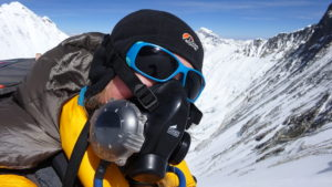 Melanie Windridge - Supplementary Oxygen on Mount Everest