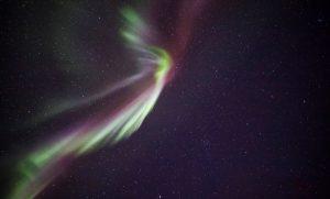 Aurora Troms county Norway 2019