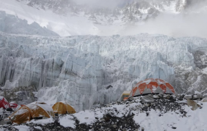 Camp 2 on Mount Everest - 5 surprising facts about Everest