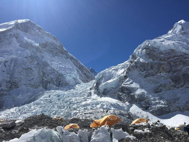 Everest base camp - 5 surprising facts about Everest